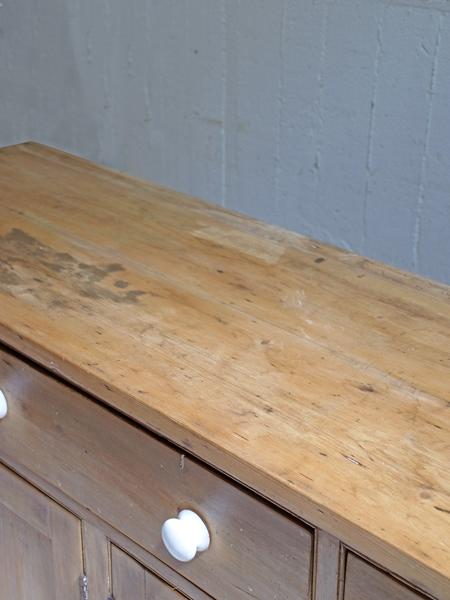 KQ69 アンティークパイン サイドボード